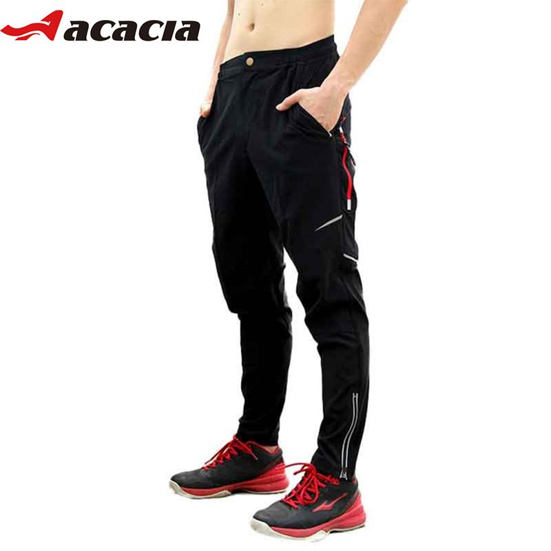 D'ACACIA Printemps Automne Été Pantalons Pantalons De Vélo Pantalon Cool vêtements de sports perméables Vélo Longue Pantalons Sport Vêtements 02998