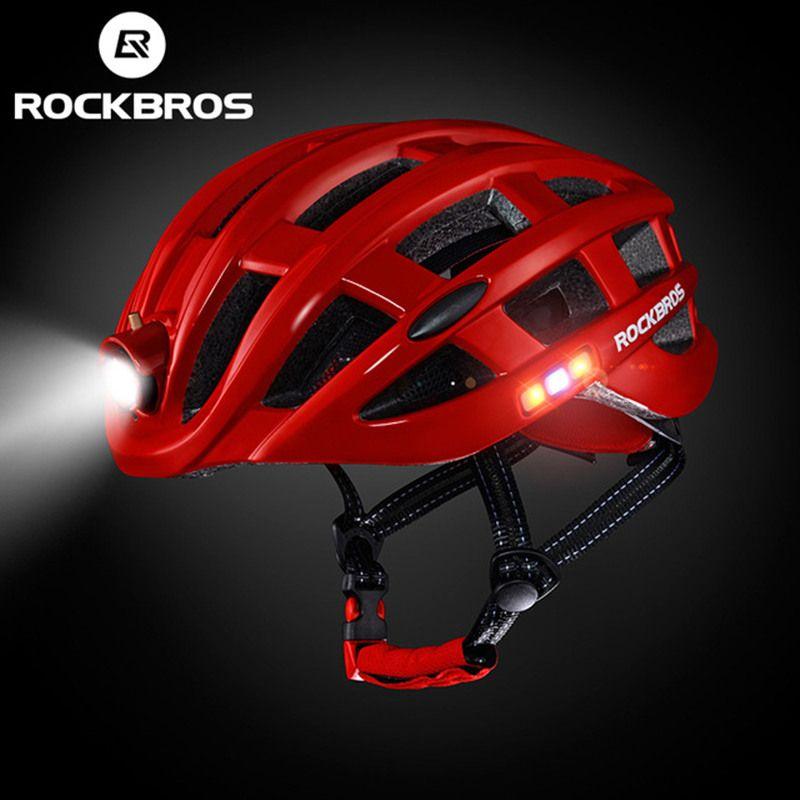 ROCKBROS Licht Sport Helm Ultraleichte Helm Intergrally geformten Montieren Klettern Radfahren Fahrrad Helm Sicherheit Männer Frauen