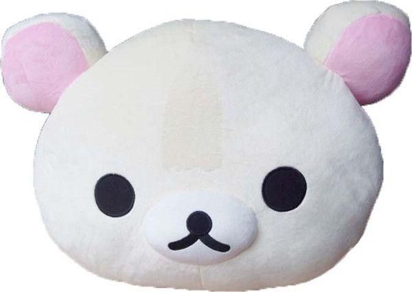 Супер качество, большой Оригинальный Rilakkuma Медведь Симпатичные мягкие подушки плюшевые игрушки куклы на день рождения детей подарок для до...
