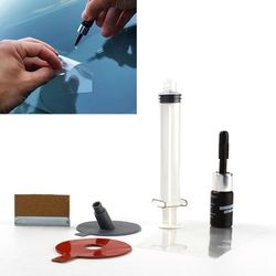 DIY Windshield Repair Kit alat Auto Kaca Mobil Kaca Depan Perbaikan Set Memberikan Pintu Menangani Pelindung Dekoratif Sticker Mobil Styling
