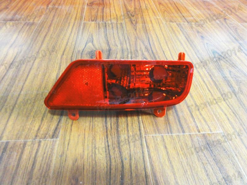 1Pcs Right Side Tail Bumper Lamp Rear Fog Light New For PEUGEOT 3008