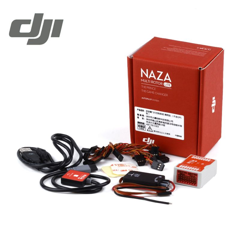 DJI Naza M Lite Flight Controller ( Excludes GPS ) Naza-M Lite Multi-rotor Control Combo for RC FPV Drone <font><b>Quadcopter</b></font> Original