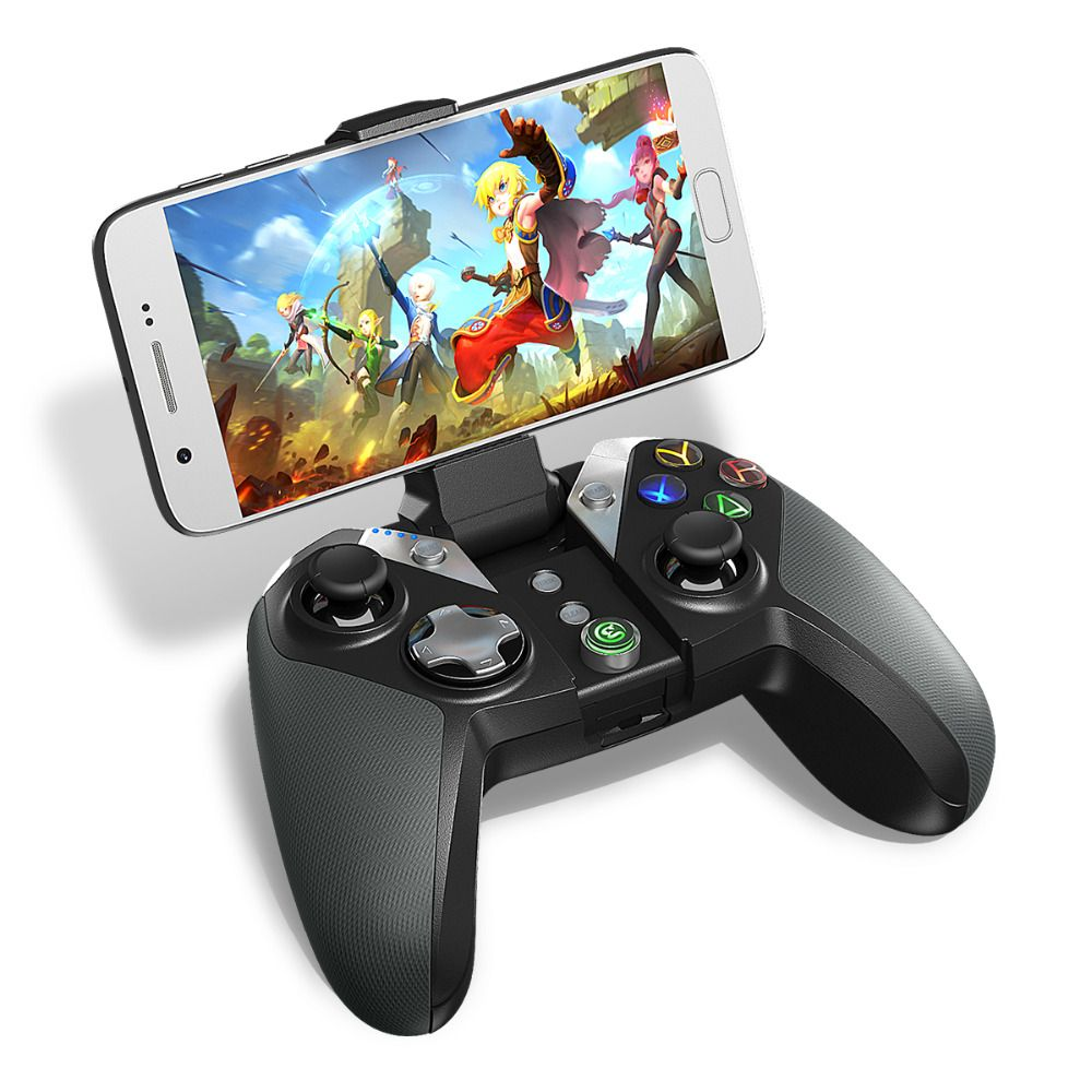 GameSir G4s Bluetooth Gamepad Wireless Controller for Android Phone/Android Tablet/Android TV/Sumsung Gear VR/<font><b>Play</b></font> Station3