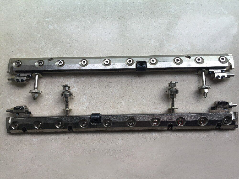 1 pair good quality Quick Action Plate Clamp GTO 52 of heidelberg gto-52 Quick Action Plate Clamp GTO52