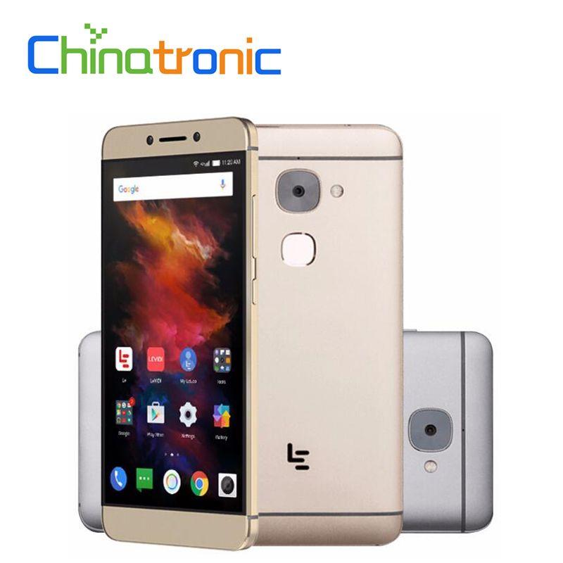 LeEco Le S3 Letv X626 21MP MetalBody 4G FDD LTE Mobile Phone Deca Core 2.3G Dual SIM 5.5