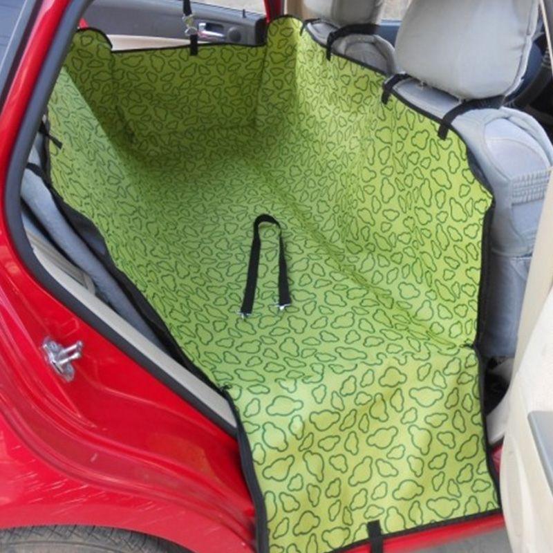 Haute Qualité Chien Chat Arrière De Voiture Retour Seat Cover Pet Carrier Dog Mat Couverture Tapis De Couverture Hamac Coussin Protecteur 3 couleurs D0040