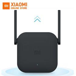 D'origine Xiaomi WiFi Amplificateur Pro 300 MBPS Amplificateur WiFi Répéteur Mijia Wifi Signal 2.4G Extender Roteador Mi Sans Fil Routeur
