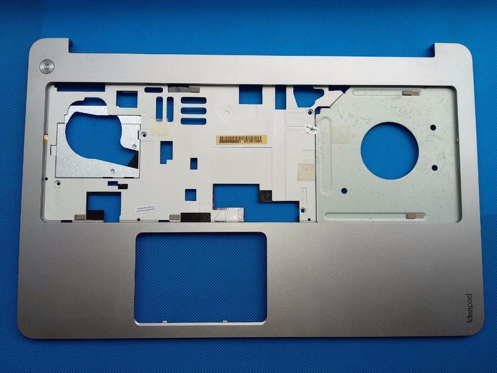 orig Lenovo IdeaPad U510 Palmrest Keyboard Bezel Cover with Touchpad AP0SK000D00