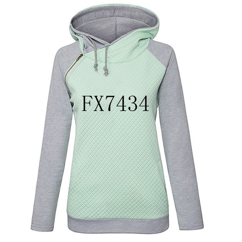 2018 nouvelle mode imprimer sweat Femmes vestes à capuche Femmes Sweatshirts femme vêtements impression grande taille rue épais doux