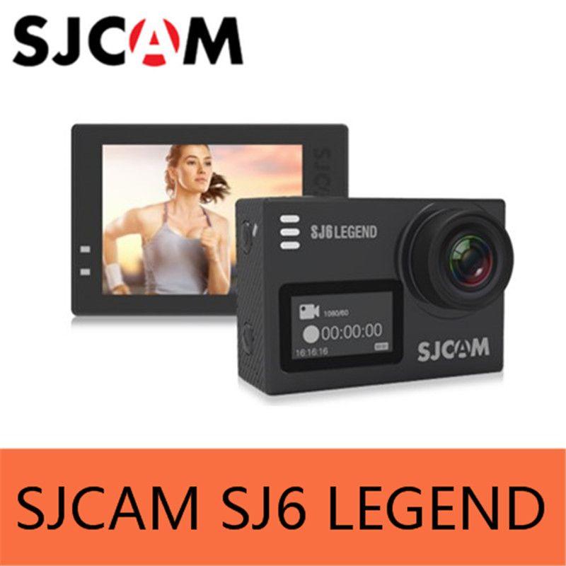 SJCAM SJ6 LEGEND Camera 4K 24fps Ultra HD Notavek 96660 Waterproof Action Camera 2.0