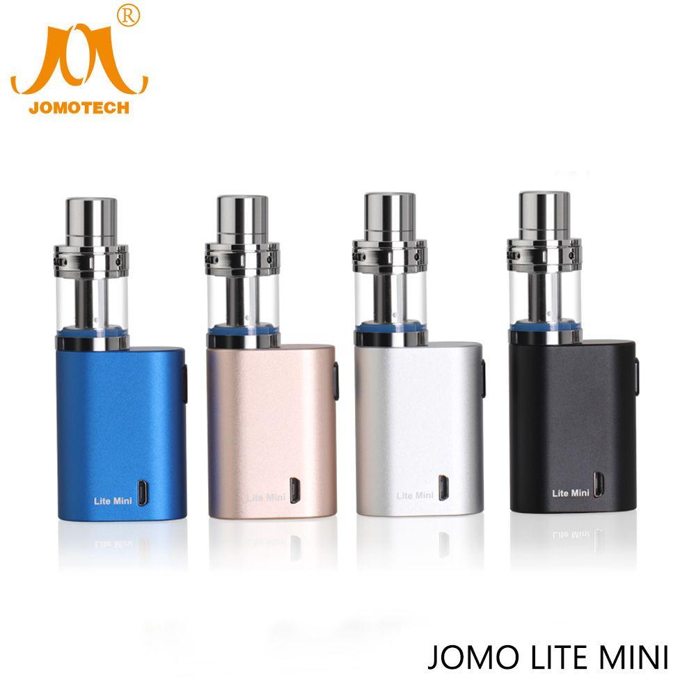 Russian <font><b>Warehouse</b></font> Original JomoTech Best E-cig Kit Lite Mini Vape Mod Lite 35W E-cigarettes 0.5ohm Electronic Cigarette Jomo-111