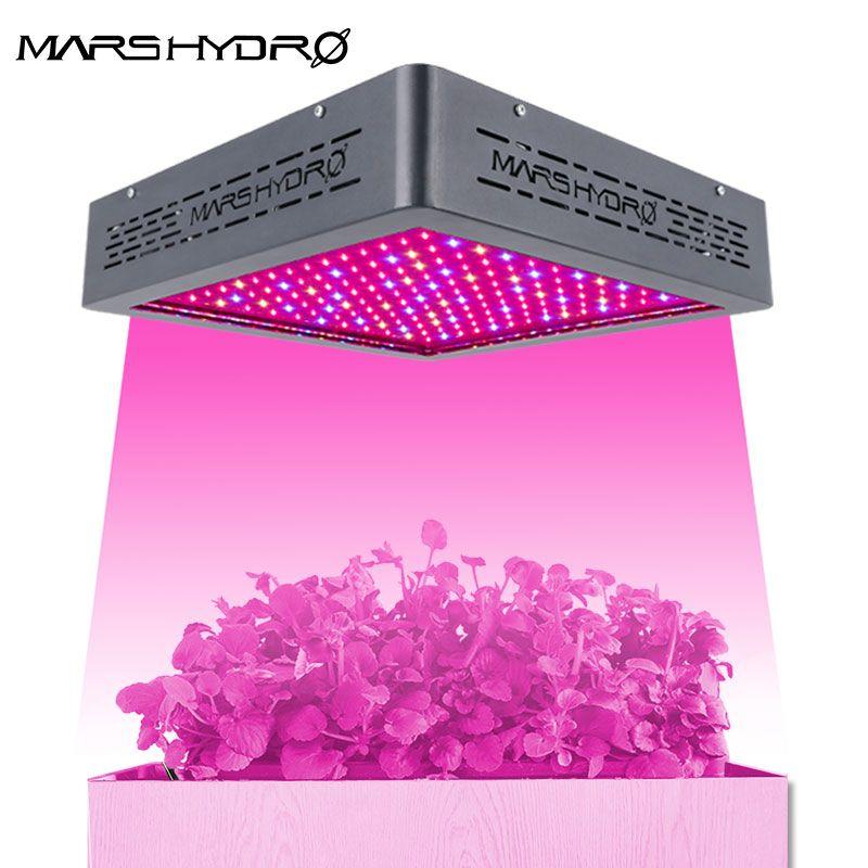 Verbesserte Mars II 900 W LED Wachsen Licht Lampe Für Hydrokultur Indoor Pflanzen Veg & Blüte Schalter System Garten wächst pflanze licht