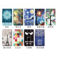 Магнит кожаный чехол для huawei MediaPad T1 7,0 Tablet T1-701u T1-701/T2 7,0 принципиально основа + Экран Protector + стилус