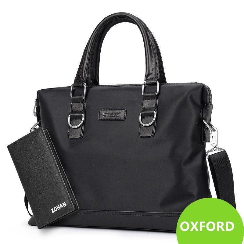 Kostenloser versand new fashion mann bag kommerziellen reisepaket männlichen handtasche datei tasche umhängetasche aktentasche oxford jugend tasche