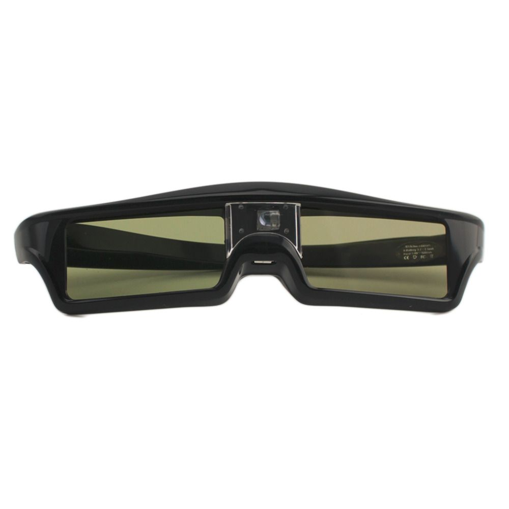3D Glasses IR Active Shutter Glasses for Xgimi Z3 Z4 / H1 projector nuts G1 / P2 ProjectorFor BenQ W1070 W700 DLP Link Projector