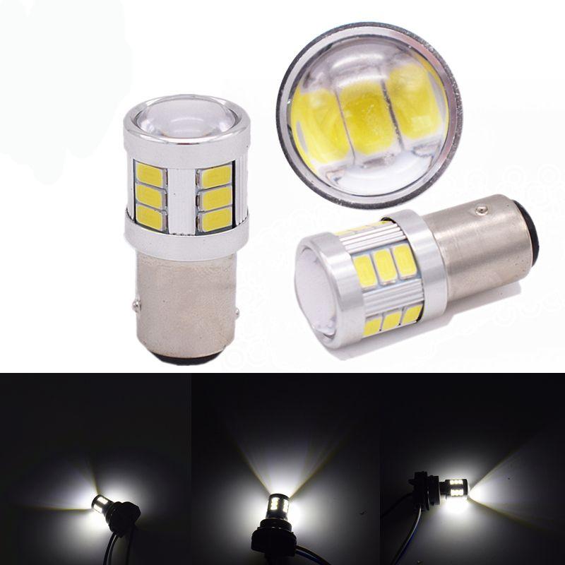 2X лампада 1157 soquete P21W 2 поло 12 В супер branca p/Lanterna e freio (вермело/Azul /амбар/Verde/ROSA)