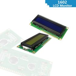 LCD 1602  IIC/I2C/TWI 1602 Serial  Backlight LCD1602 Module for arduino