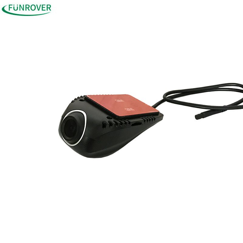 2017 New Dash Camera Funrover Dashcam Front Camera Usb Dvr Android Dvd Player Usb2.0 Digital Video Recorder For Android5.1 6.0