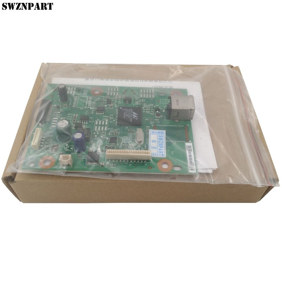 Second Hand FORMATTER PCA ASSY Formatter Board Used logic Main Board For HP M1132 M1130 M1136 M 1130 1132 1136 CE831-60001