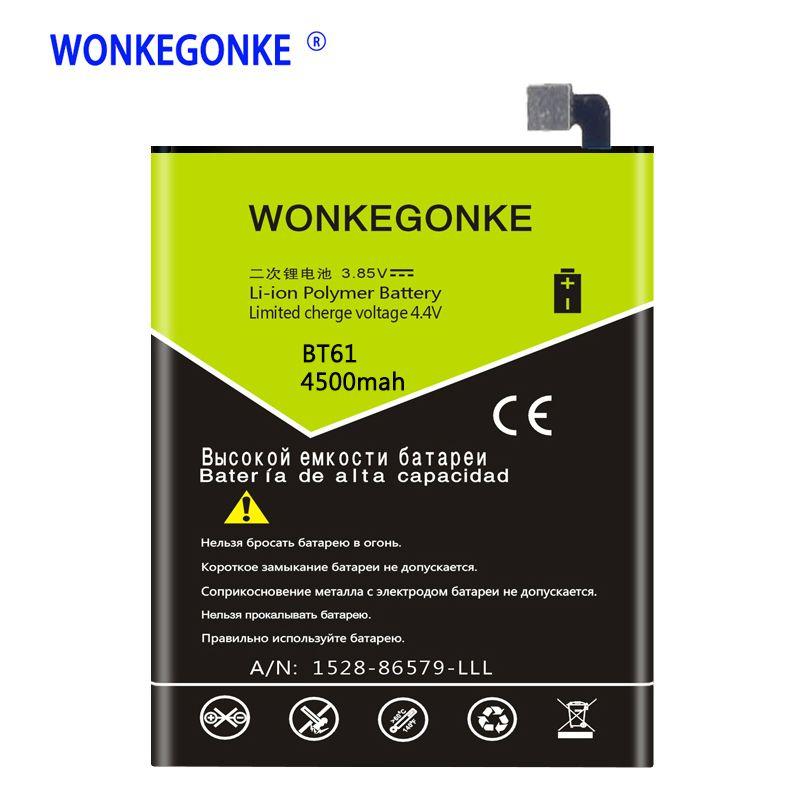 WONKEGONKE BT61 The international version battery for meizu M3 note pro L681H L681 bt61 Batteries Bateria