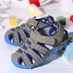 MUQGEW niños niñas niños 1 a 9 años romano transpirable deporte al aire libre playa Sandalias Zapatos verano # XTN