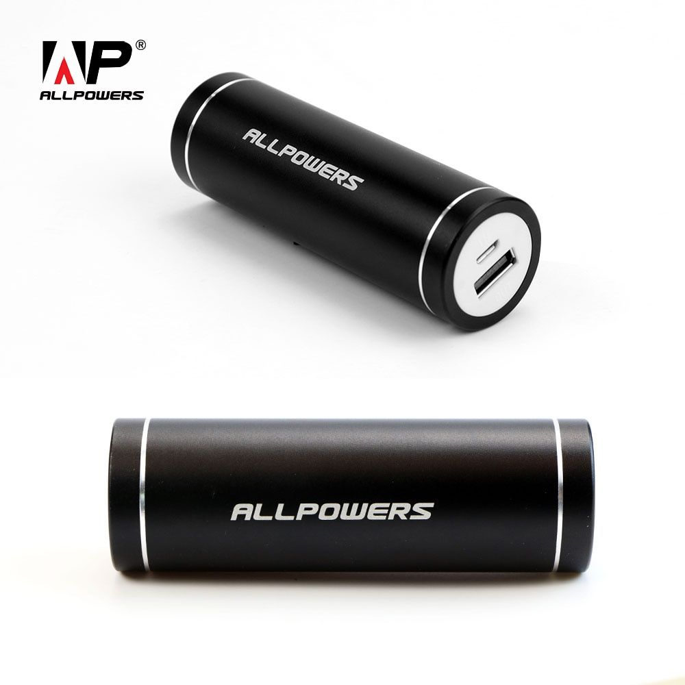ALLPOWERS Chargeur Portable 5400 mAh Batterie Externe De Téléphone Portable batterie externe pour iPhone 6 6 s 7 plus Samsung Galaxy Xiao mi mi