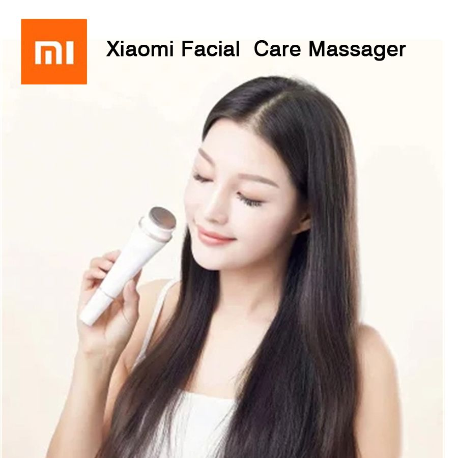 Original Xiaomi Mijia inFace Electronic Sonic Face Skin Care Cleansing Instrument Massager for Cleaning Oil Dirt Makeup Massager