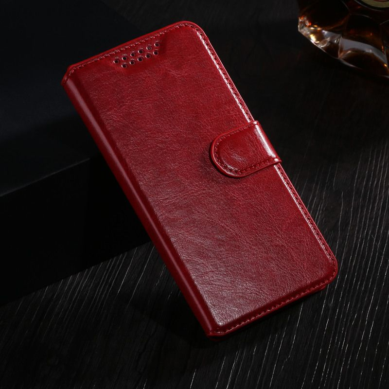 Coque Flip Case for Sony eXperia Xperia E5 F3313 F3311 Leather Wallet Phone bags Pouch Skin + Card Holder Back Cover