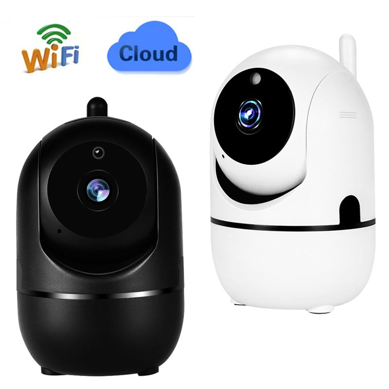 1080P Wireless IP Camera Cloud Wifi Camera Smart Auto Tracking Human Home Security Surveillance CCTV Network