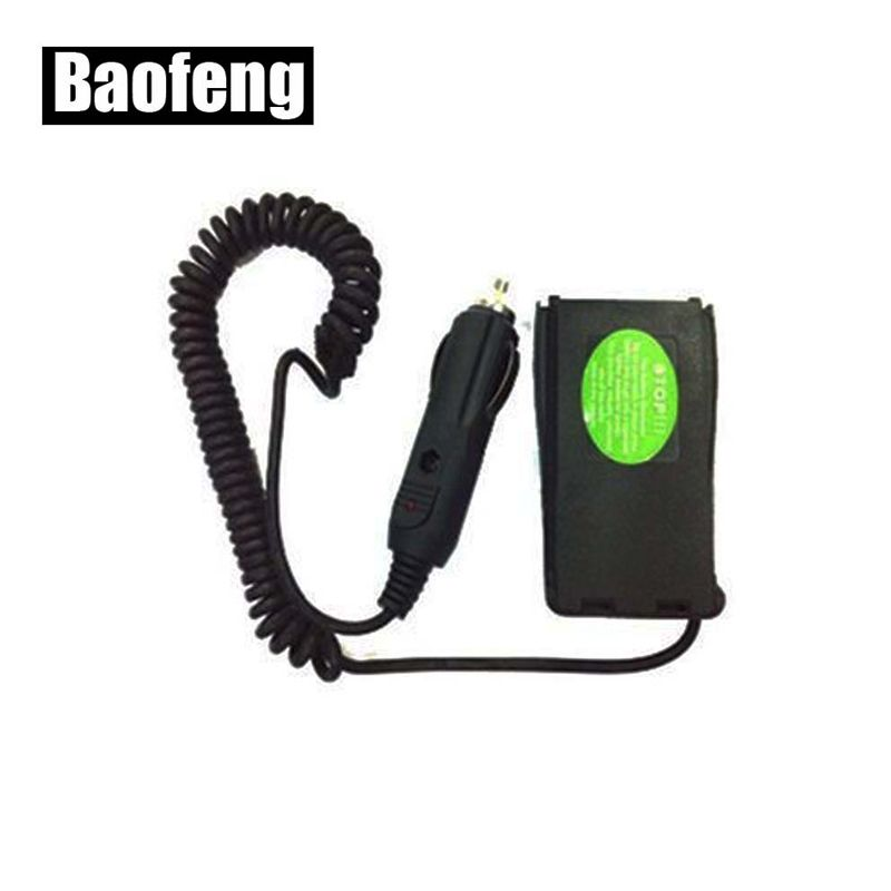 Car charger Battery Eliminator for BAOFENG BF-888S Two Way Radio