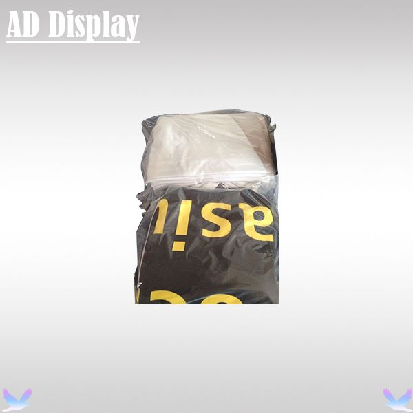 Custom Size For Tension Fabric Display Only Banner Printing (Single Side or Double Side Available)