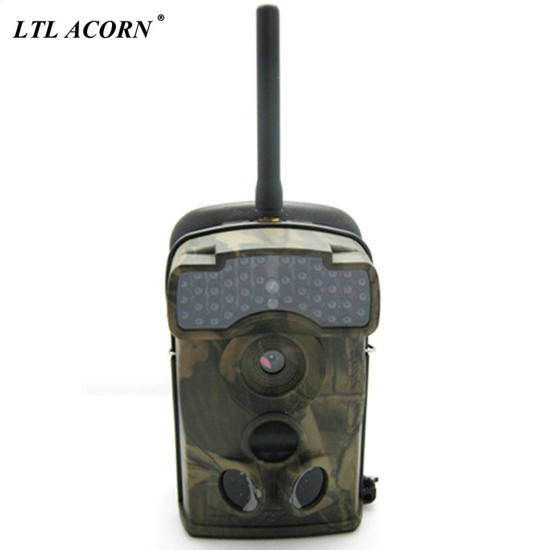 Ltl Acorn 5310MG Photo Traps GSM MMS GPRS Wild Camera Traps 12MP HD 940NM IR Trail Hunting Camera Waterproof Scouting Camcorder