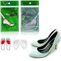 Gootrades эластичная гелевая, передний Отдел стопы силиконовая колодка для обуви поддержка ног подушки боль стелька