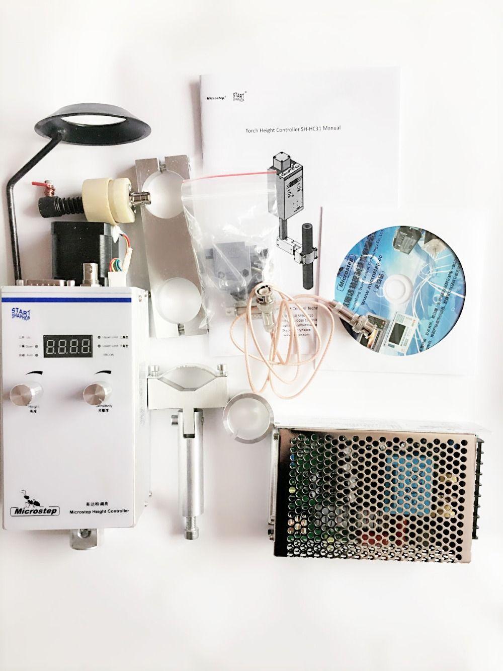 Neue Version Automatische Arc und kappe spannung plasmabrenner höhensteuerung für CNC plasmaschneider schneidmaschine THC SH-HC31