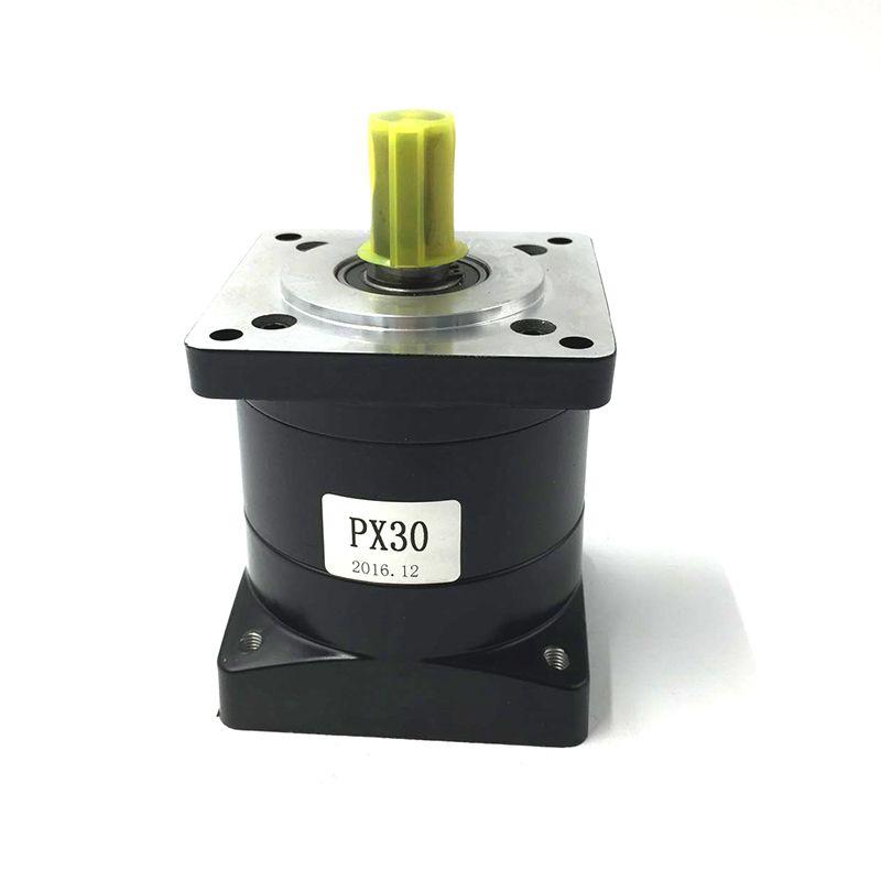 Eingang Durchmesser 14mm 30: 1 Verhältnis Hohe Drehmoment Motor Drehzahlregler Planetengetriebe Schrittmotor Minderer NEMA34 getriebe Minderer