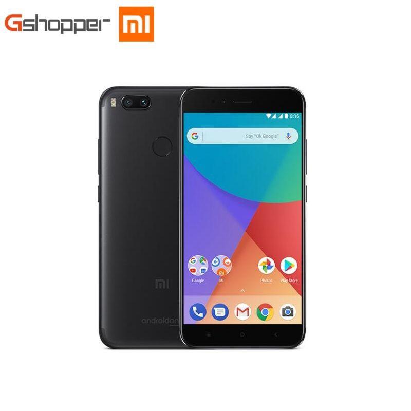Global Version Xiaomi Mi A1 4GB 32GB/4GB 64GB Mobile Phone Octa Core Snapdragon 625 Cellphone 5.5