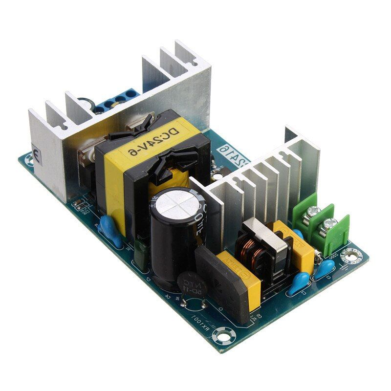 New 1pc AC 100-240V to DC 24V 9A Power Supply AC-DC switch Power Supply module 115 x 65mm New Electric Board Modules