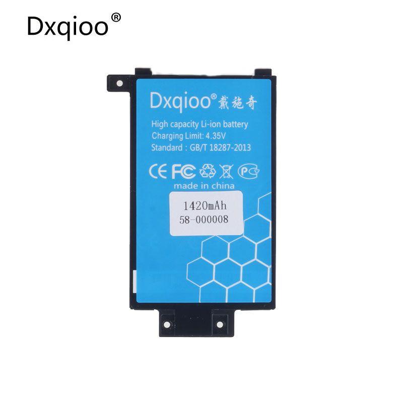 Dxqioo batterie für amazon kindle PaperWhite S2011-003-S 58-000008 MC-354775-03 DP75SD1 batterie