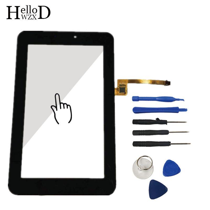 Nouveau Panneau Tactile Pour Huawei Mediapad 7 Jeunes2 Jeunes 2 S7-721U S7-721 Écran Tactile En Verre Digitizer Panneau Écran Tactile Capteur