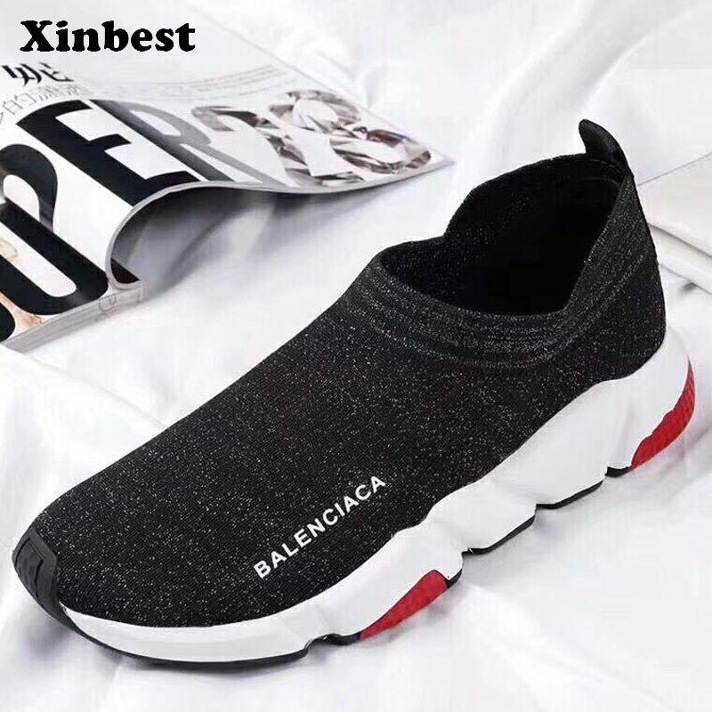 Xinbest Man Woman Brand Outdoor Jogging Men Running Shoes Super Light Outdoor Athletic Women Running Shoes Lovers Walking Shoes