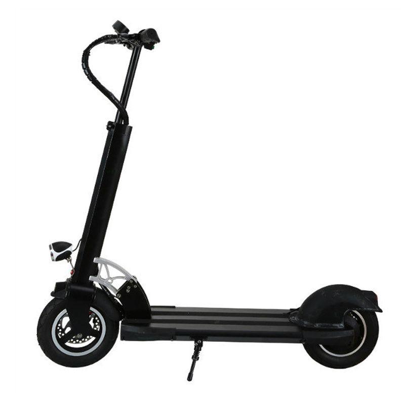 10 zoll elektrische roller falten elektrische skateboard 2 rad hover board mit sitz schnelle roller Leistungsstarke fähigkeit hover board