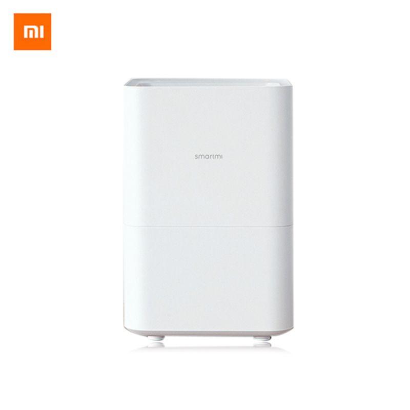 Xiaomi Smartmi Reine Luft Luftbefeuchter Mit 4L Große Kapazität Tank Automatische Wasser Verdunstung Nebel Maker Startseite Büro marke