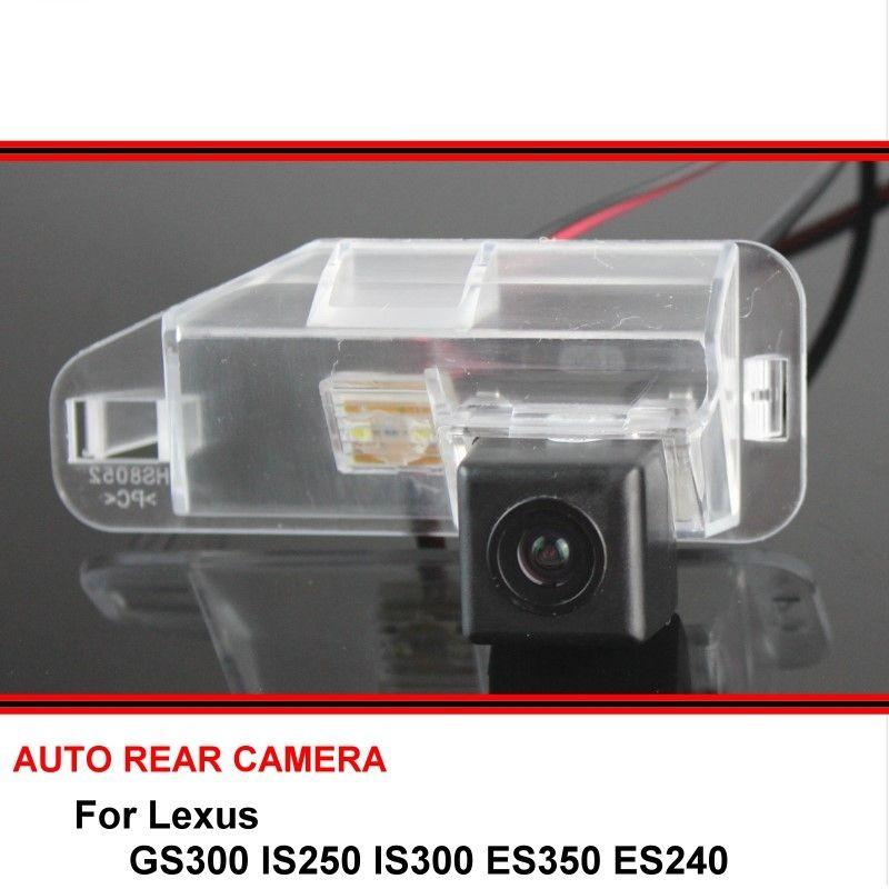 Für Lexus GS IST ES GS300 IS250 IS300 ES350 ES240 HD Auto Wasserdichte Nachtsicht reverse Ansicht Backup kamera
