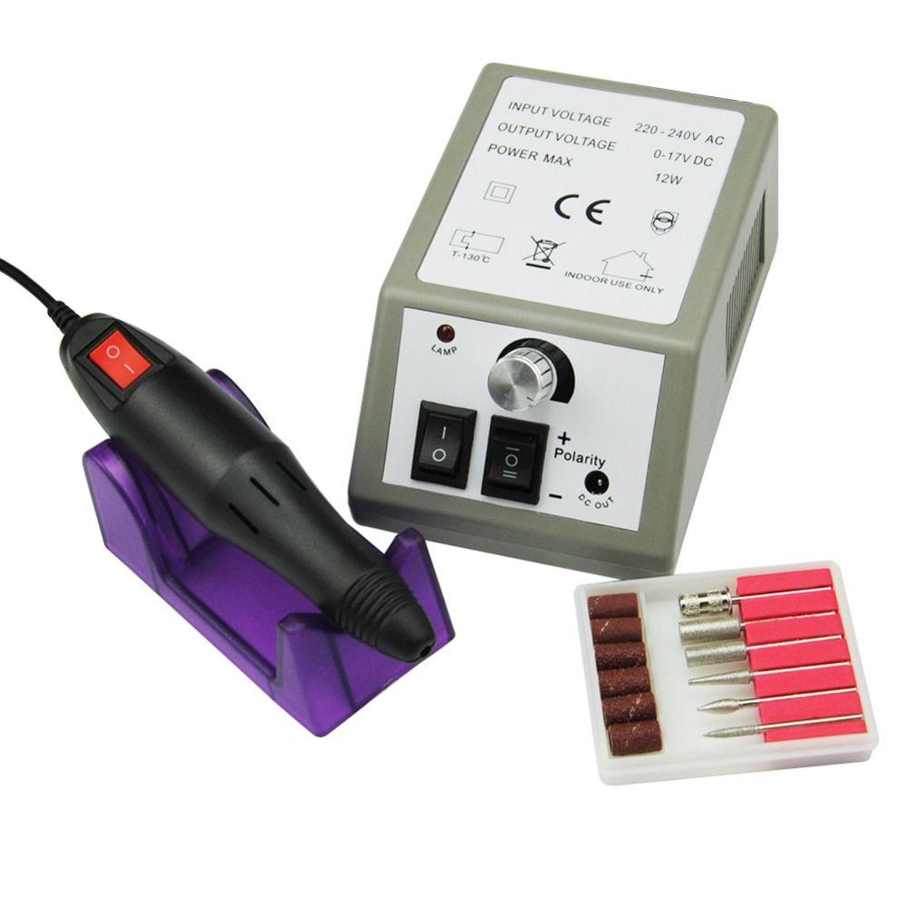 Elektrische Maniküre Set Professionelle Bohrer Zubehör Nagel Datei Bit Maniküre Maschine Elektrische Nagel Datei Keramik Nagel