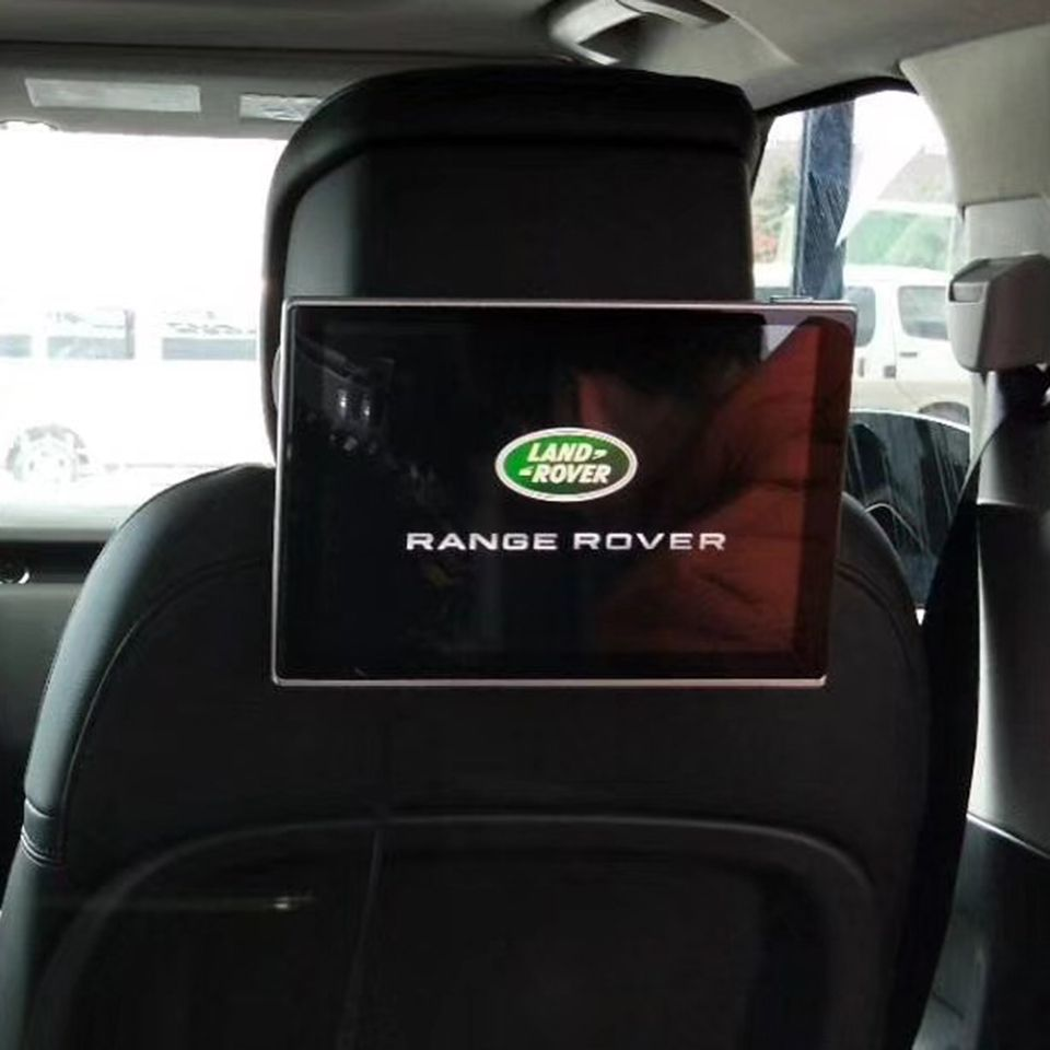 Car TV Monitor For Range Rover 11.8 inch Android 1080P 128G FM IR Wireless Headrest DVD Player