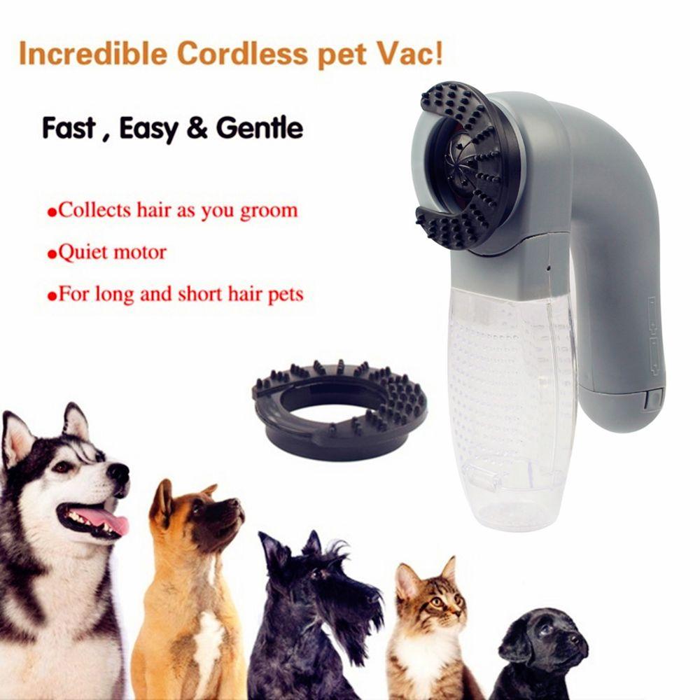 Aspirateur pour animaux de compagnie gros chiens fourrure Vac Collection de cheveux chats chien toiletteur marchandises utiles pour animaux de compagnie chien fournitures produits pour animaux de compagnie en gros