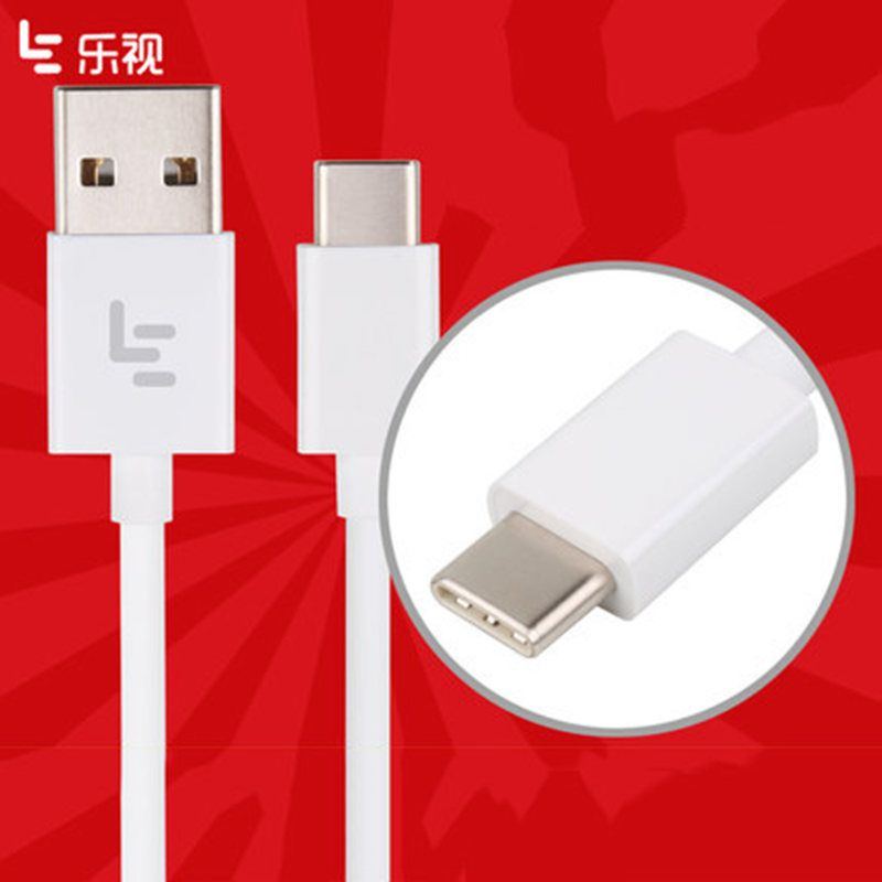 Original LETV Charger Cable For Letv Leeco le 1/1S/1 Pro/Max 2/2 pro/Max 2/3 pro 3A qc 3.0 Fast Charge Usb 3.1 Type C Data Cable