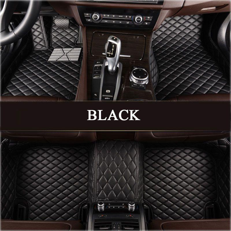 Car floor mats fit Mazda Axela Atenza RUIYI 2/3/5/6/8 CX-4 CX-5 CX-7 CX-9 MX-5 3D car styling  carpet floor liner free shipping