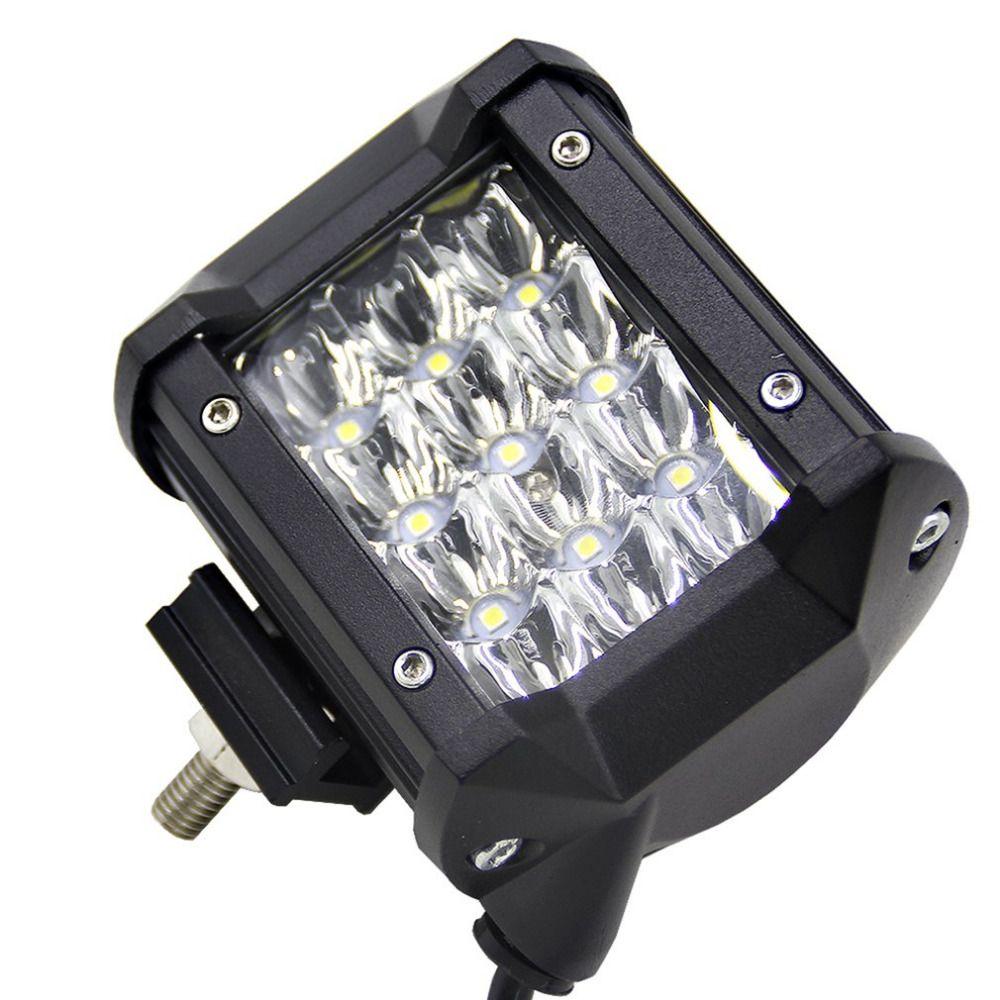 36W Car LED Light Work Light Waterproof 5500LM 6000K Super Bright High Power Off-road Car Searchlight Overhaul Work Light