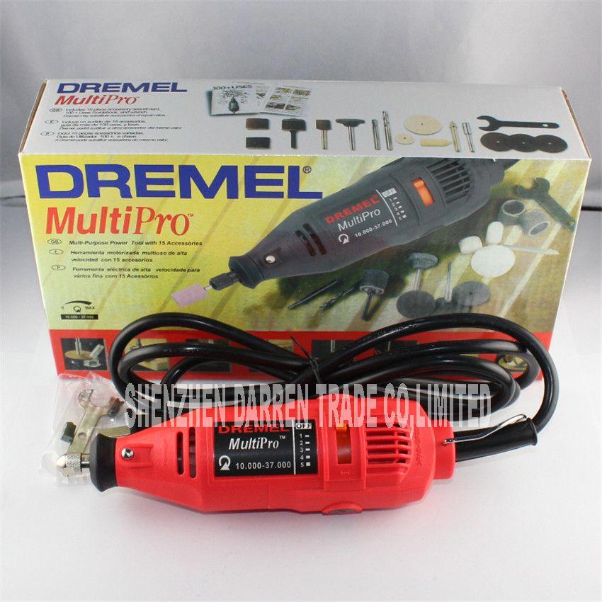 220W Dremel Grinder Variable Speed Rotary Tool,Dremel Mini Drill Electric mill 10000-37000R/MIN